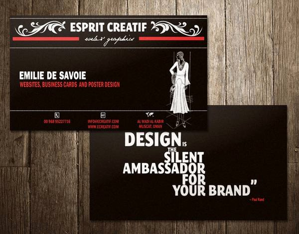 Vintage Style Business Cards Elegant 23 Best Vintage Business Card Templates Ai Ms Word Indesign