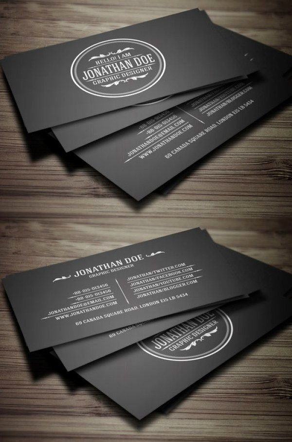 Vintage Style Business Cards Fresh Best 25 Vintage Business Cards Ideas On Pinterest