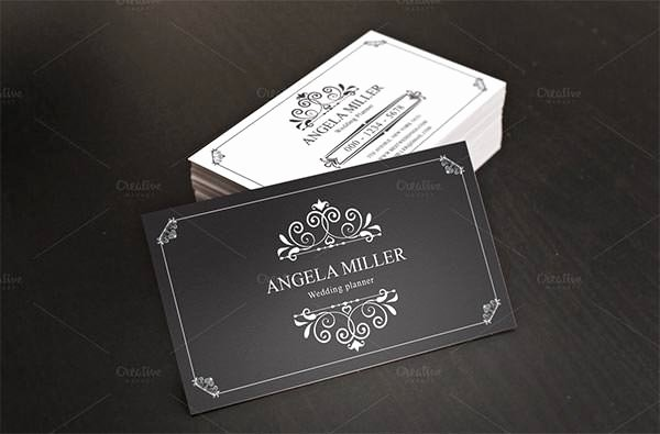 Vintage Style Business Cards Lovely 23 Best Vintage Business Card Templates Ai Ms Word Indesign