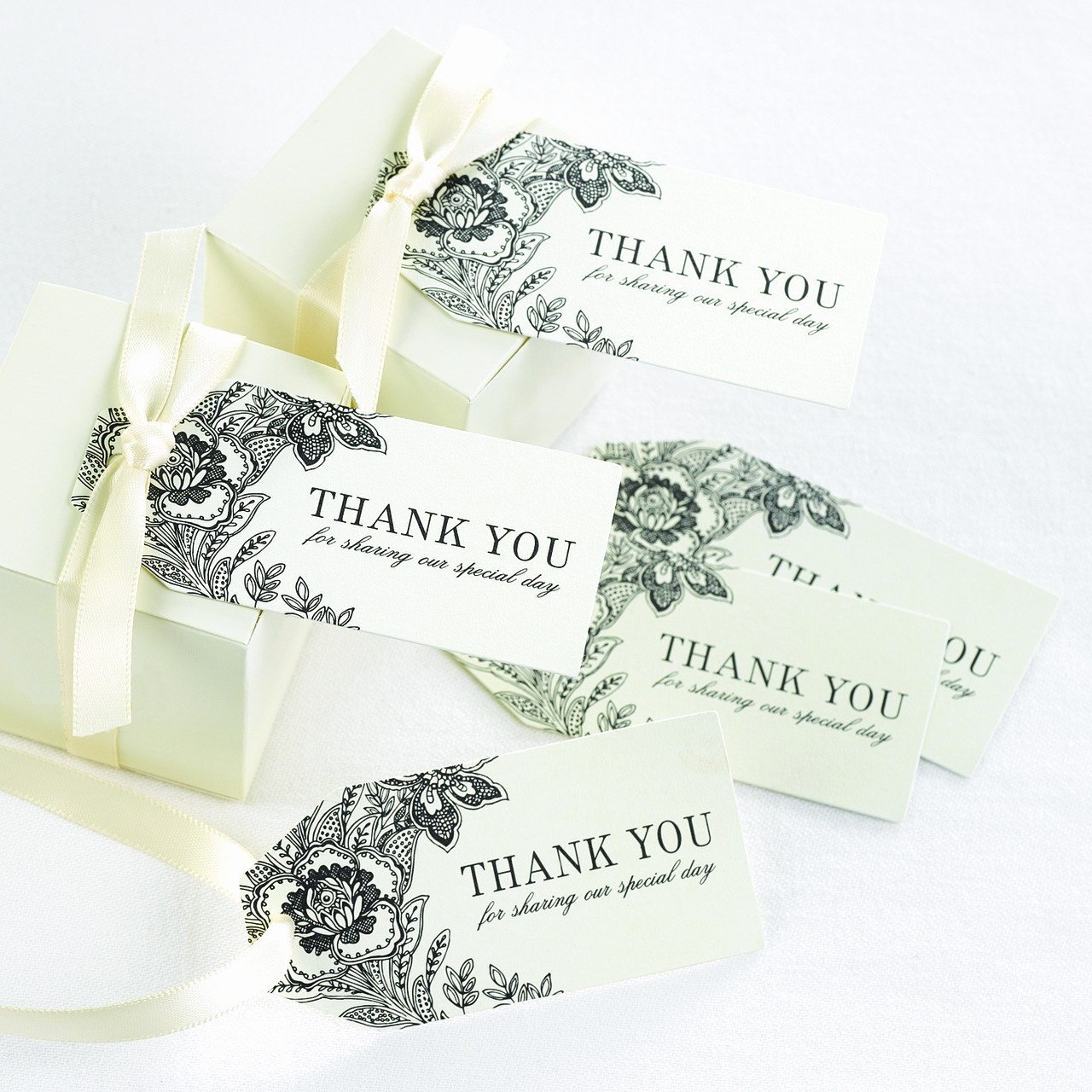 Vintage Thank You Cards Best Of Vintage Floral Thank You Card Pack Of 25 – Candy Cake Weddings