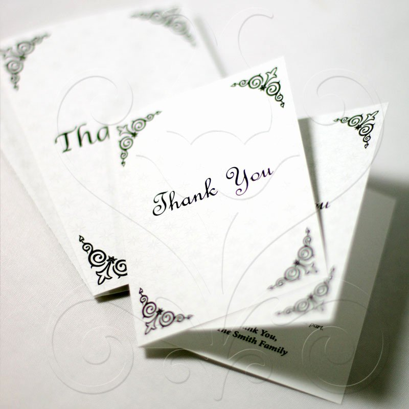 Vintage Thank You Cards Fresh Funeral Thank You Cards Vintage Loop