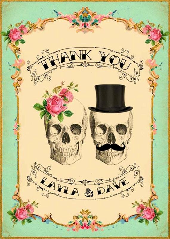 Vintage Thank You Cards Lovely Printable Diy Wedding Thank You Card Digital Download