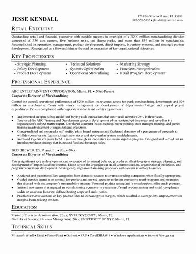 Visual Merchandising Resume Samples Luxury More Merchandiser Resume Templates