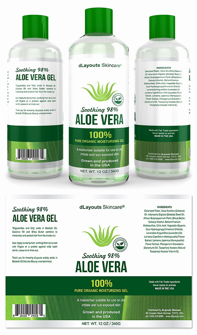 Vitamin Water Label Template Best Of Aloe Vera Gel Label Template