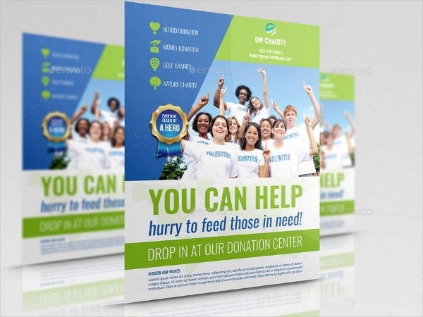 Volunteer Flyer Template Free Inspirational 11 Volunteer Flyers Ms Word Pages Psd Vector Eps