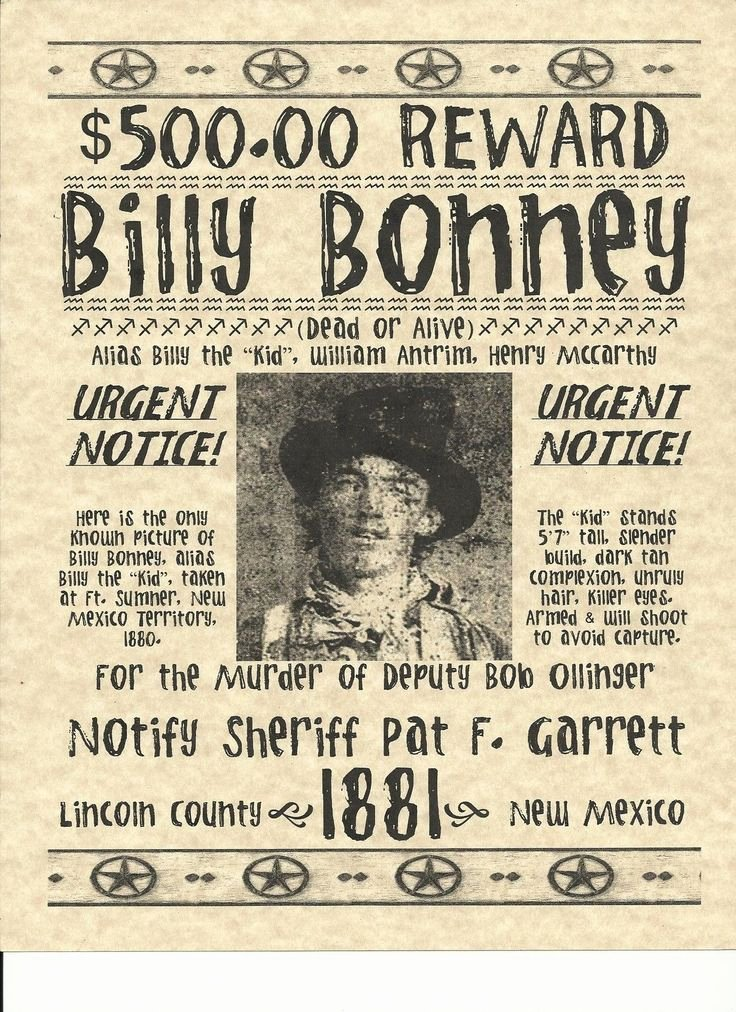 Wanted Posters Old West Beautiful 10 Images About Wanted On Pinterest