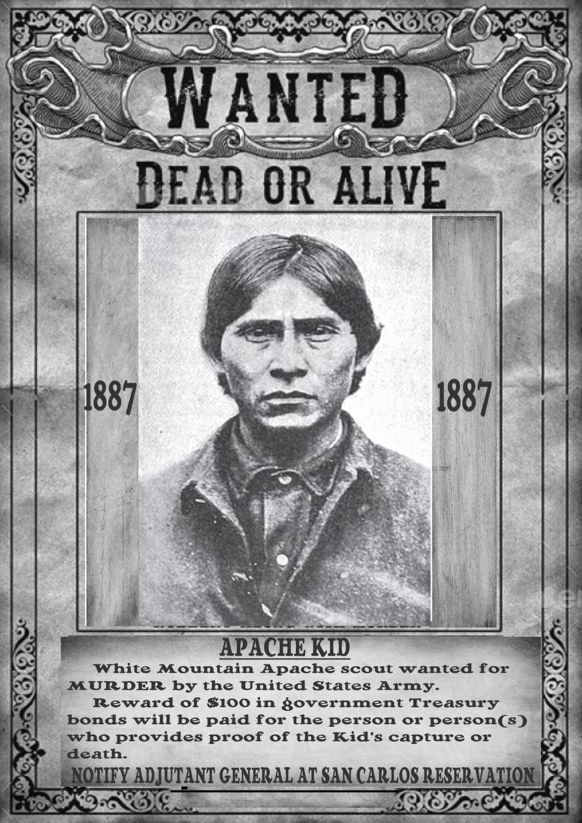 Wanted Posters Old West Inspirational Old West Wanted Posters Outlaw Kid Doc Ringo Earp Ok Corral tombstone Sundance $6 00