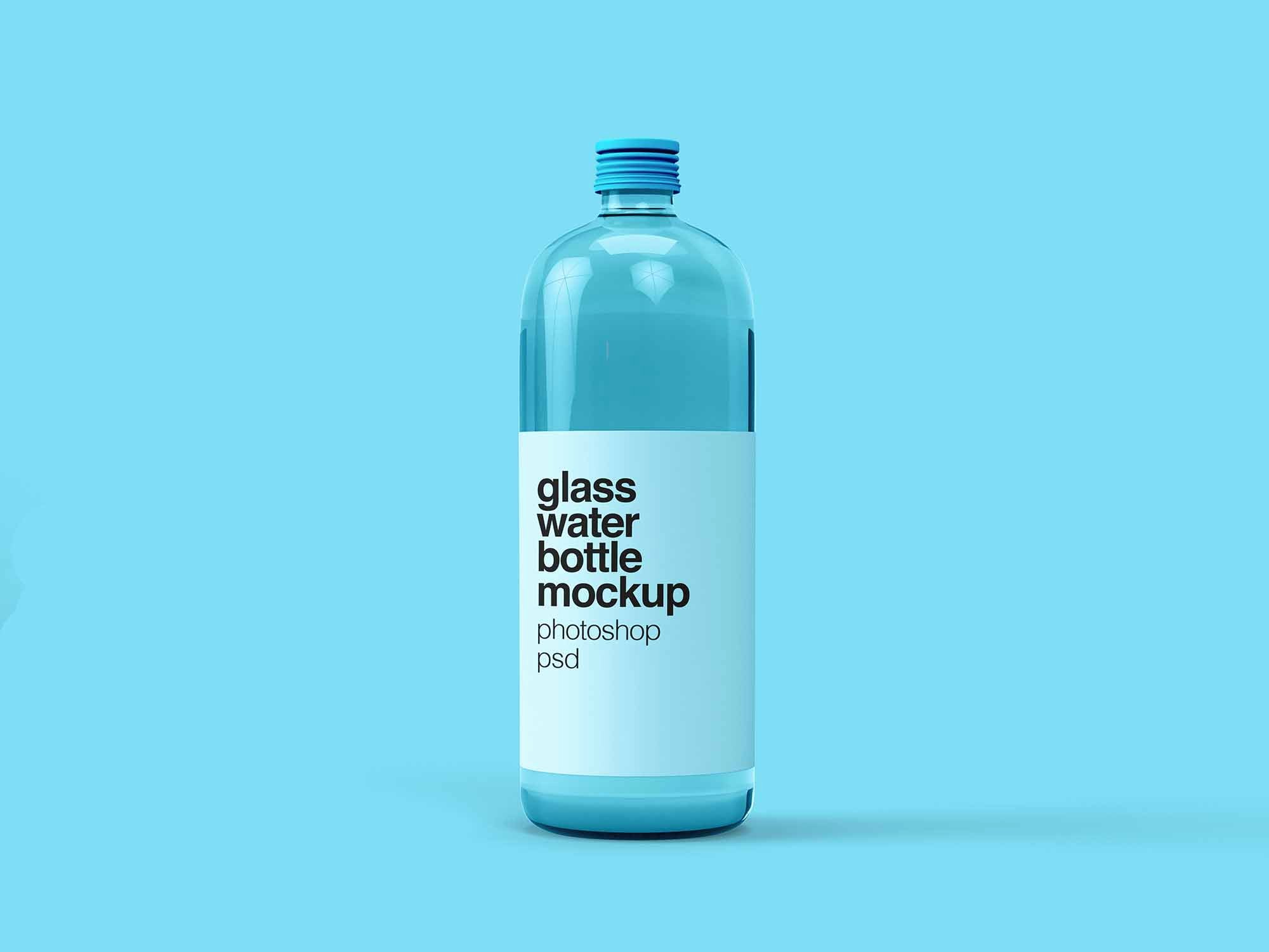 Water Bottle Mock Up Beautiful Water Bottle Mockup Water Ionizer