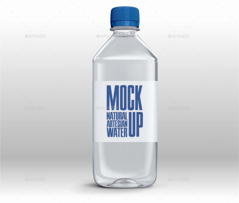 Water Bottle Mock Up Lovely 25 Realistic Water Bottle Mockup Templates