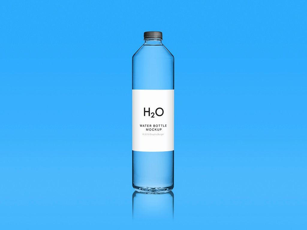 Water Bottle Mock Up Unique 30 Glass Bottle Mockups for Food and Beverage Packaging Creativebonito