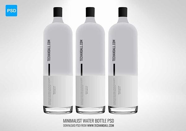 Water Bottle Mock Up Unique 70 Free Product Packaging Mockup Psd Techclient
