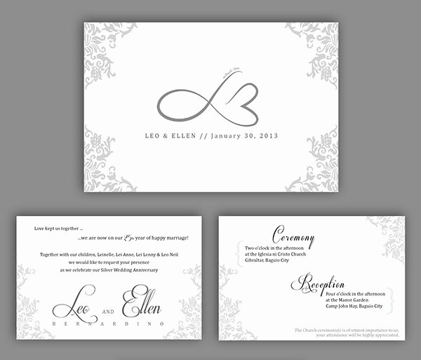 Wedding Anniversary Invitation Template Lovely 23 Wedding Anniversary Invitation Card Templates Word Psd Ai Indesign
