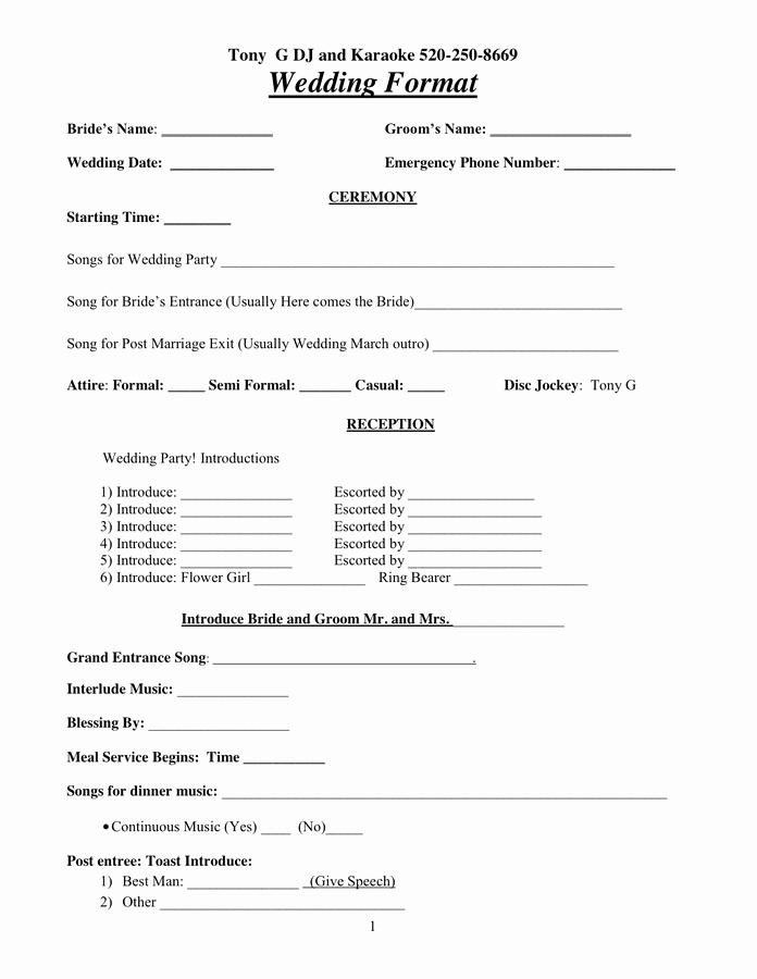 Wedding Dj Contract Template Lovely Well Known Wedding Flower Contract &hc74 – Advancedmassagebysara