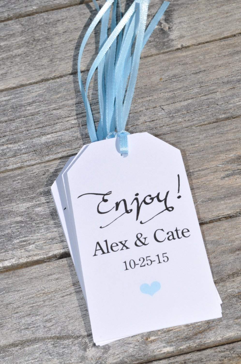 baby shower favor tags enjoy wedding thank you tags favor tag bridal shower favor tags birthday favor tags set of 12 2
