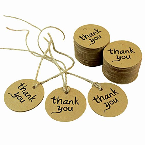 Wedding Favor Thank You Tag Unique Thank You Tags for Wedding Favors Amazon