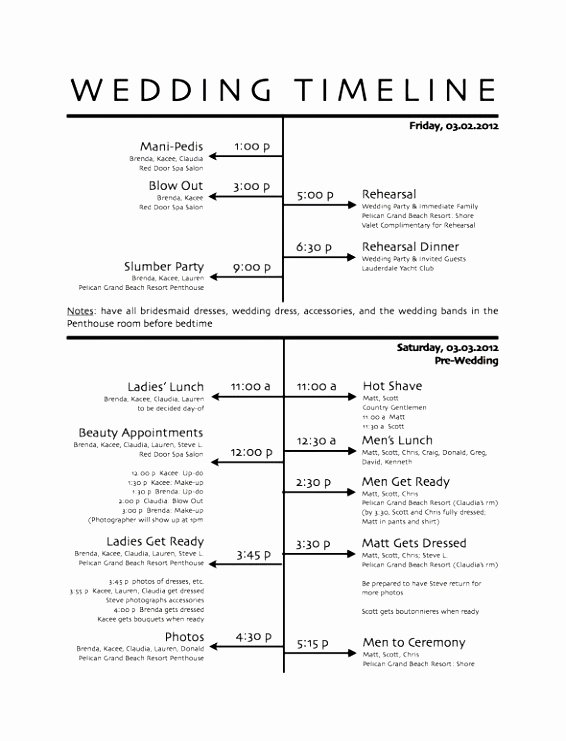 Wedding Party Lineup Template Luxury 10 Wedding Line Up Template Ouaii