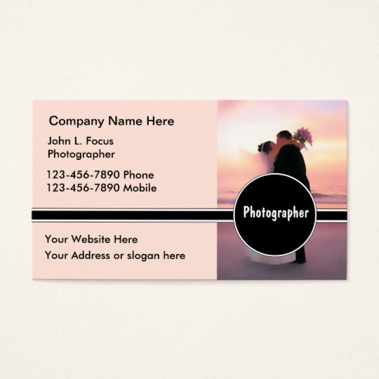 Wedding Photography Business Cards Awesome Wedding Graphy Business Cards
