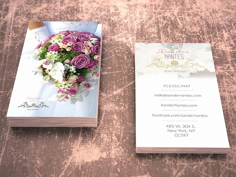 Wedding Photography Business Cards Unique Wedding Grapher Business Card V1 Shop Psd Template by Cursive Q Designs