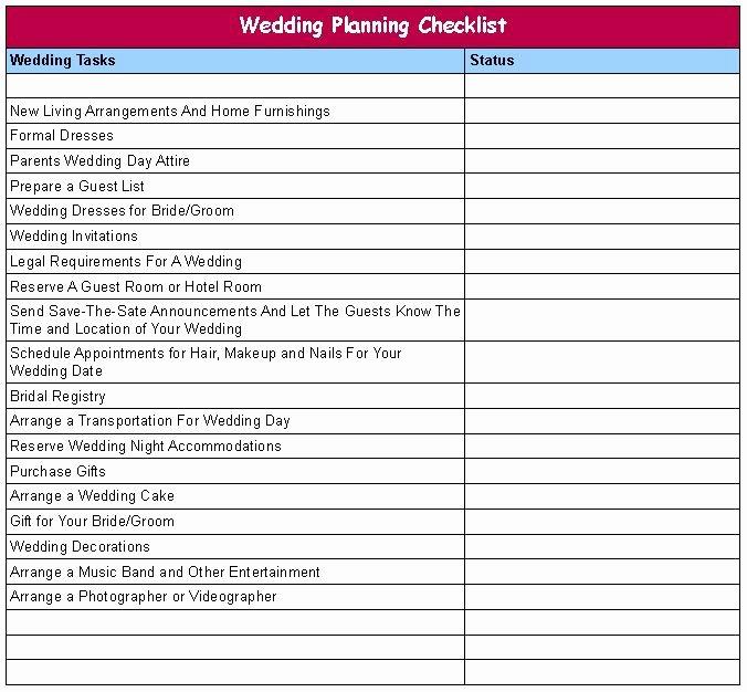 Wedding Venue Checklist Printable New Wedding Planning Checklists Inexpensive Wedding Dresses