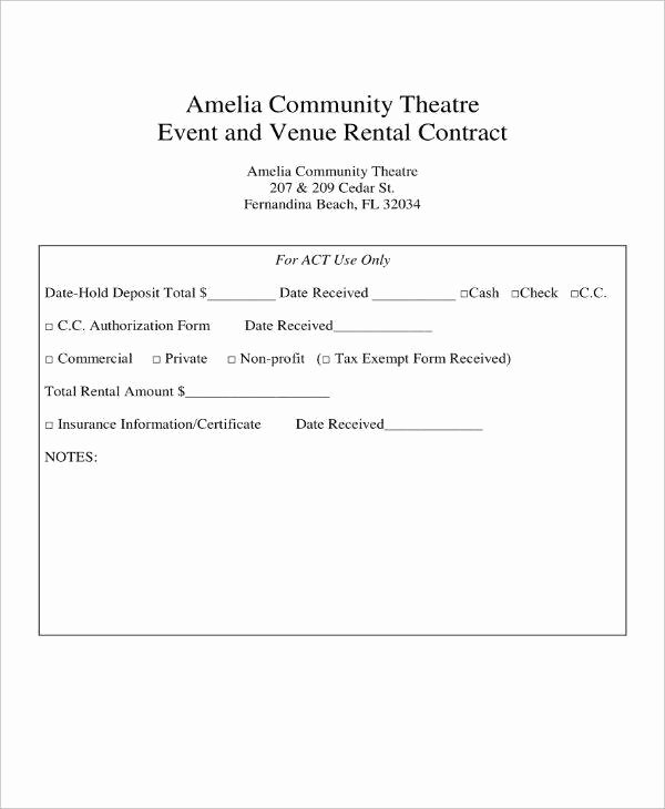 Wedding Venue Contract Sample Awesome 7 event Venue Contract Templates Pdf Word Google Docs