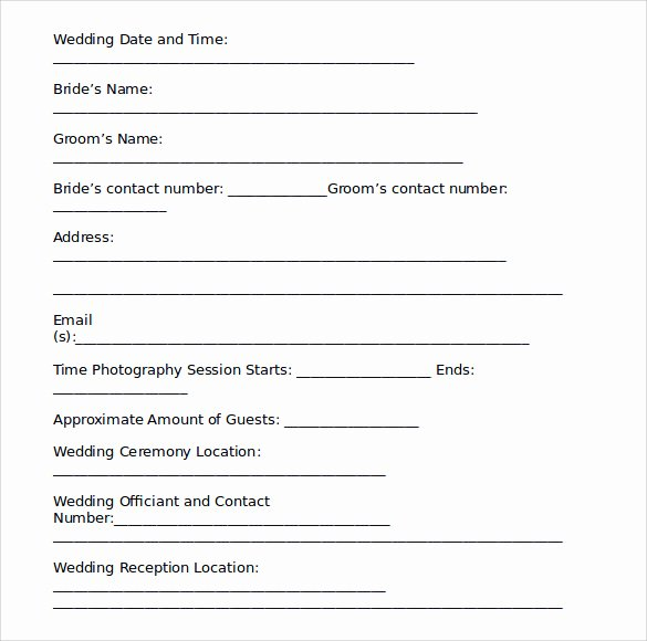 Wedding Venue Contract Sample Awesome Wedding Contract Template 23 Download Documents In Pdf Word Google Docs