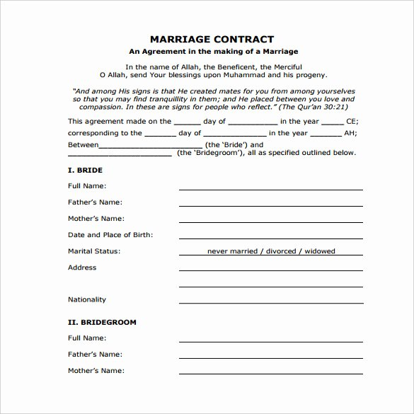 Wedding Venue Contract Template New 28 Wedding Contract Templates – Example Word Google Docs format Download