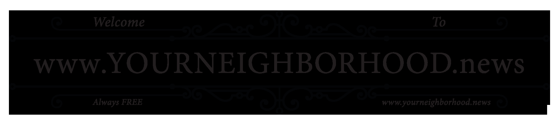 Welcome to the Neighborhood Letter Inspirational Wel E to the Neighborhood News Foley Mn