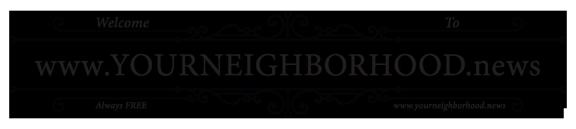 Welcome to the Neighborhood Letter Inspirational Wel E to the Neighborhood News Foley Mn