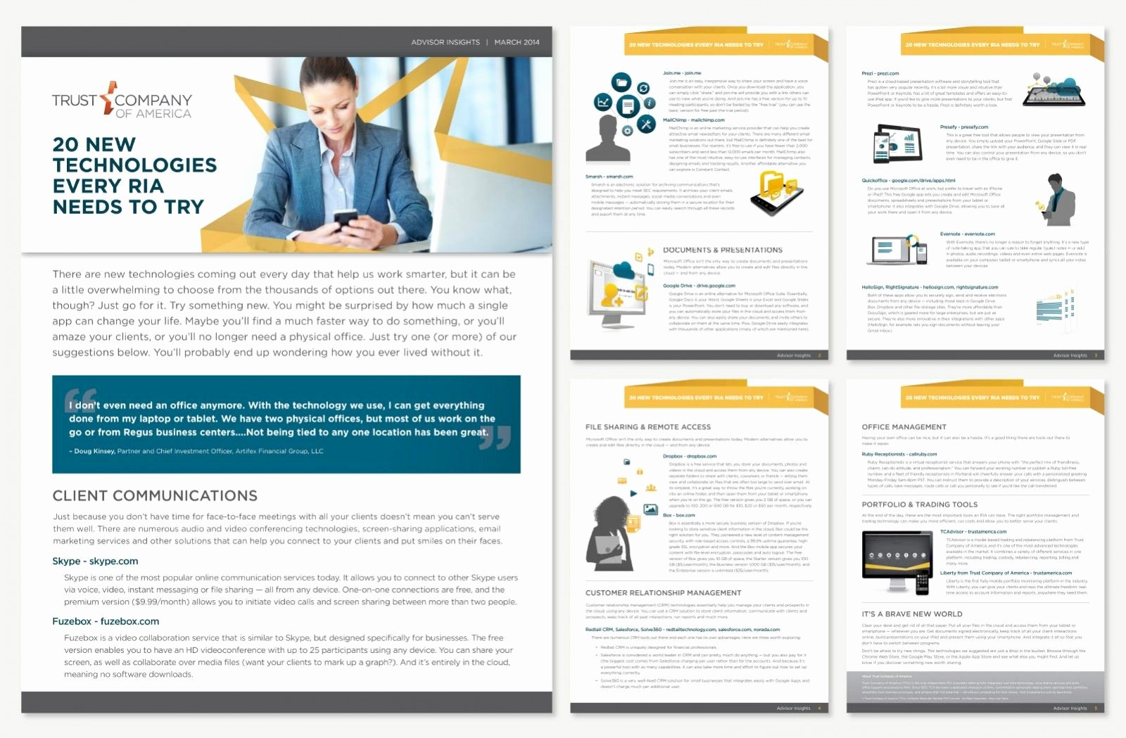 White Paper Design Template Beautiful Trust Branded White Paper On the Virtual Work Environment Promoted Via Email Site Banners