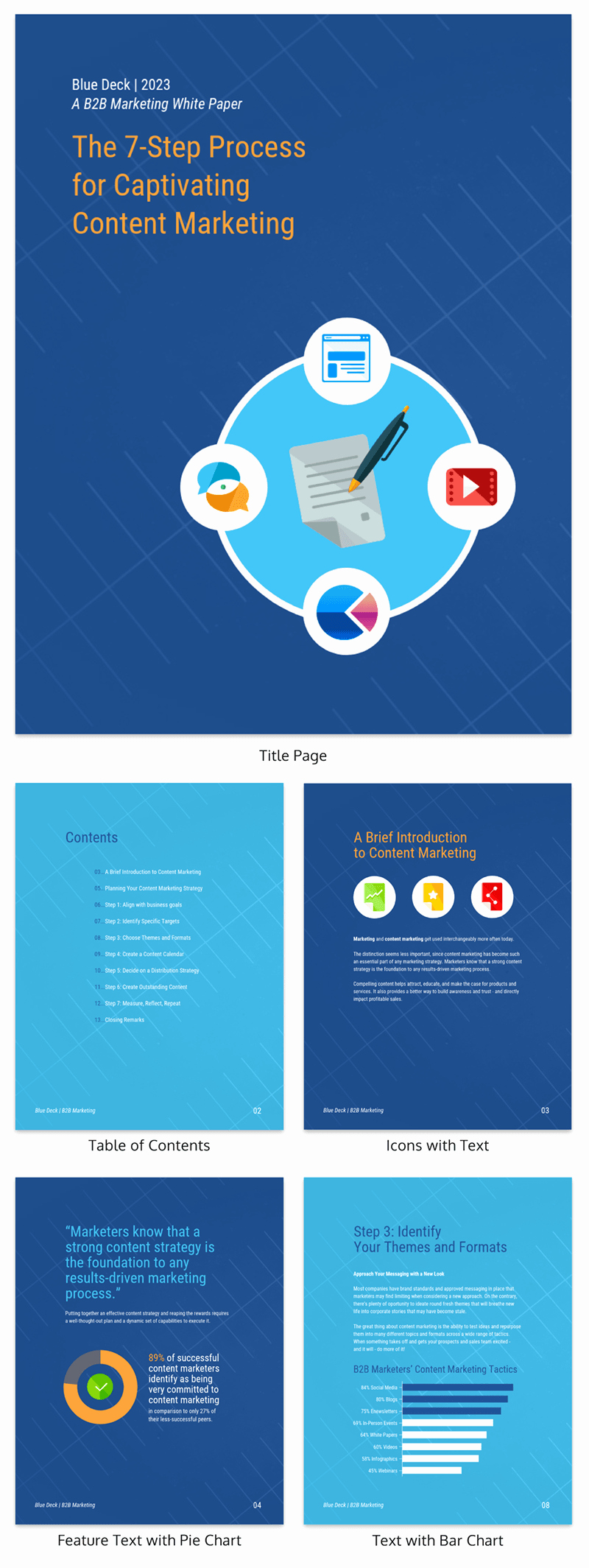 White Paper Design Template Luxury 20 Page Turning White Paper Examples [design Guide White Paper Templates] Venngage
