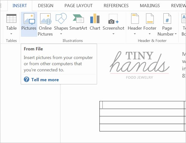 Wholesale Line Sheet Template Inspirational How to Create A wholesale Linesheet In Word or Pages