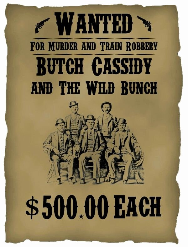 Wild West Wanted Posters Beautiful 53 Best Images About Old West Wanted Handbills On Pinterest