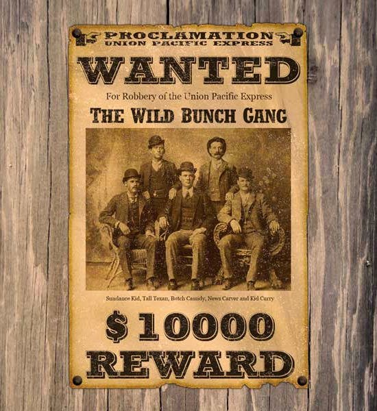 Wild West Wanted Posters Best Of 25 Poster Making Tutorials Free Line Tutorial Collection
