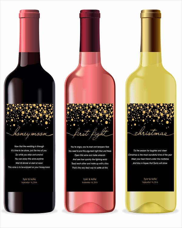 Wine Label Template Word Luxury Wine Label 22 Free Psd Vector Ai Eps format Download