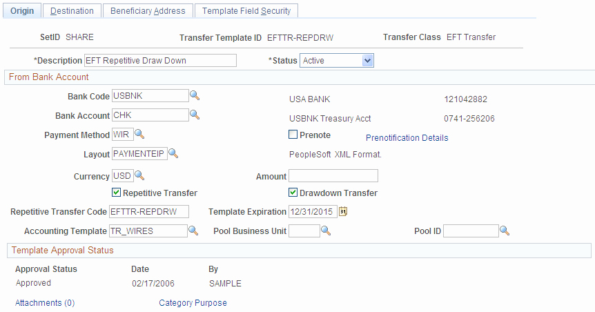 Wire Transfer Instructions Template Inspirational Creating and Approving Funds Transfer Templates