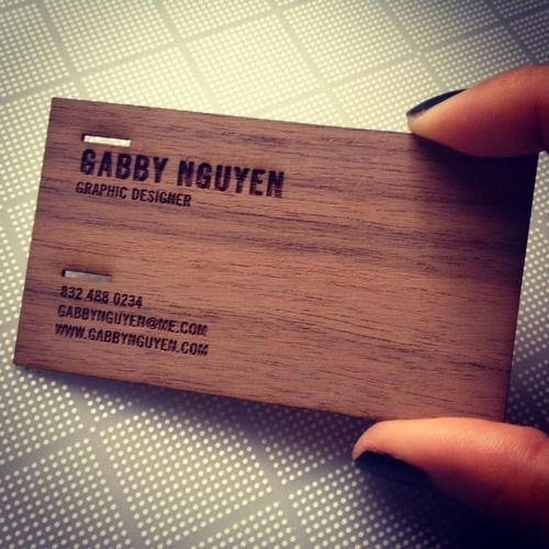 Wood Grain Business Cards Fresh the Wood Grain