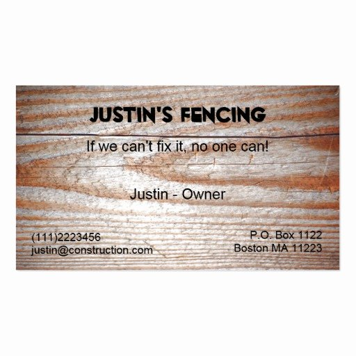 Wood Grain Business Cards Lovely Wood Grain Business Card