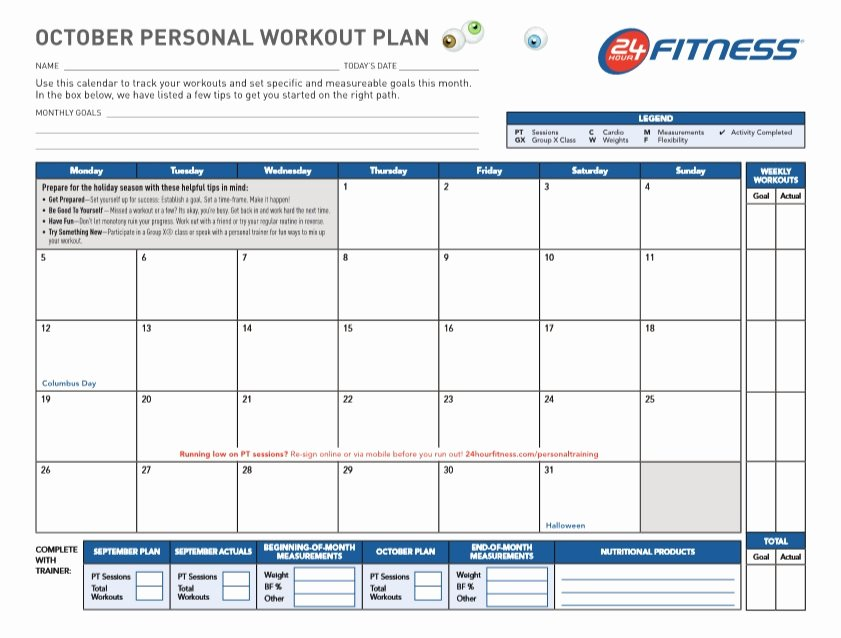 Workout Plan Template Excel Fresh Professional Workout Template format Excel Word and Pdf Excel Tmp