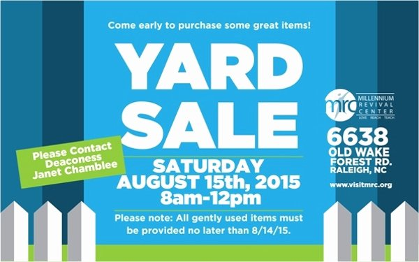 Yard Sale Flyer Template Unique 27 Yard Sale Flyer Templates Psd Eps format Download