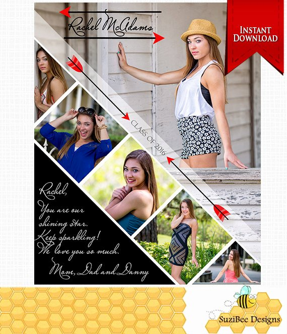 Yearbook order form Template Beautiful Yearbook Ad Template 6 Purchase & Add Your Own