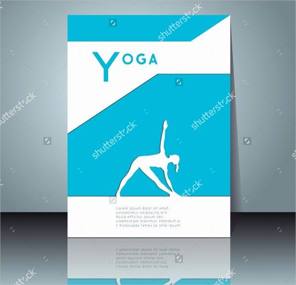 Yoga Flyer Template Free Unique 27 Yoga Flyer Designs & Templates Psd Ai Vector Eps