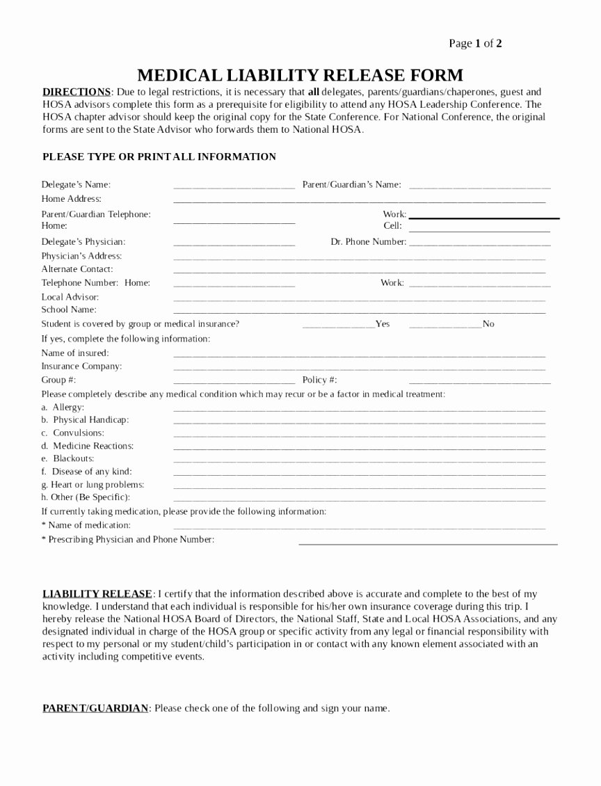 Yoga Waiver form Template New Lifetime Fitness Guest Waiver – Blog Dandk
