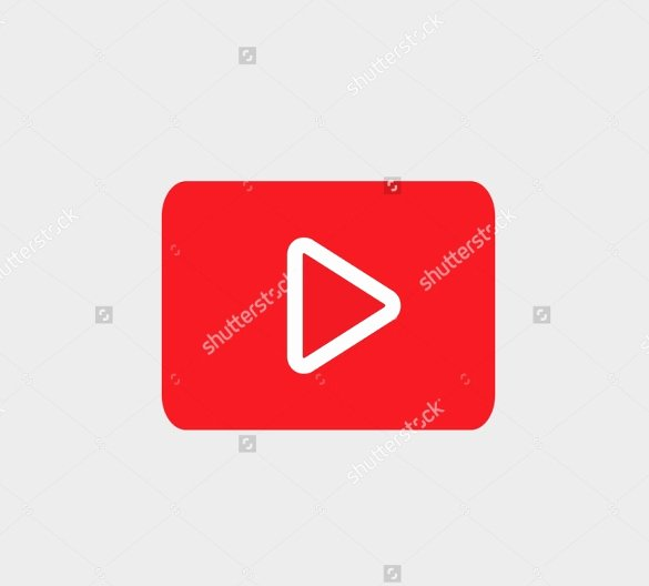 Youtube Channel Icon Template Awesome 41 Icons – Free Sample Example format Download