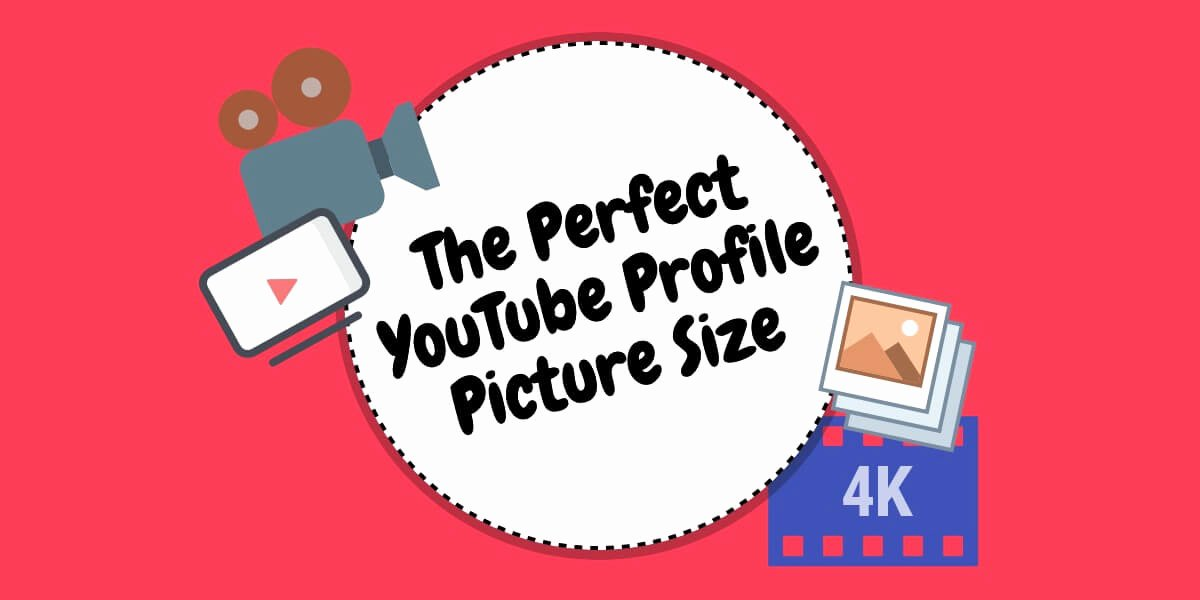 Youtube Channel Icon Template Inspirational the Perfect Profile Picture Size Tips Examples & More