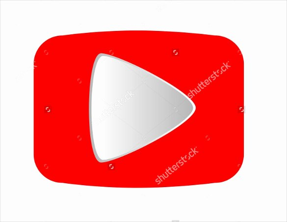 Youtube Channel Icon Template Luxury 12 Icons Psd Ai Vector Eps