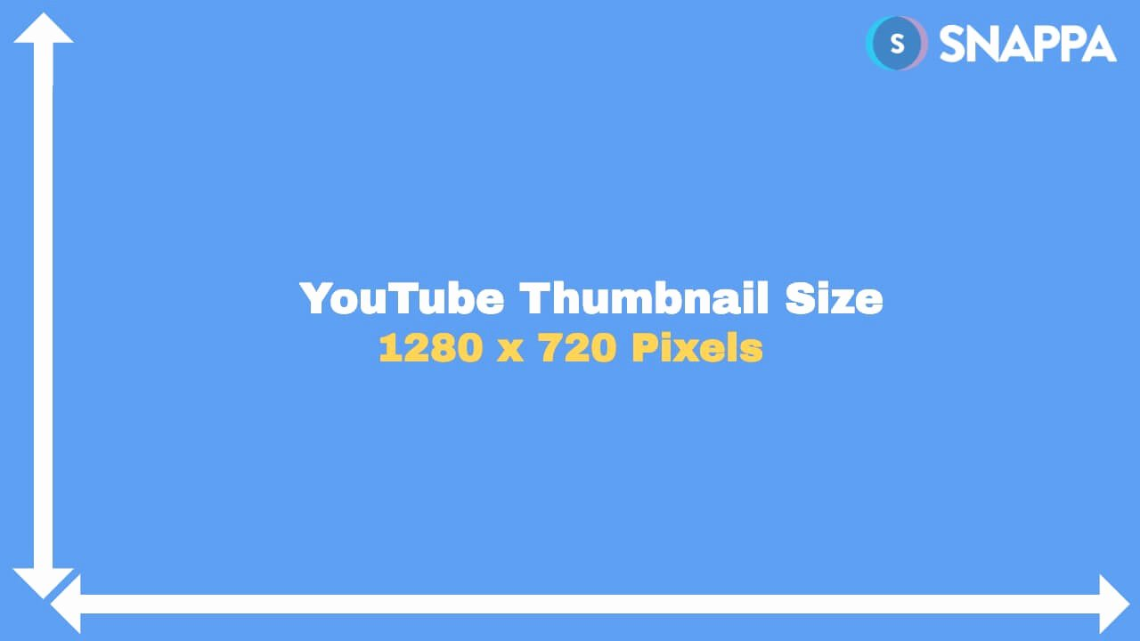 Youtube Thumbnail Template Photoshop Luxury the Ideal Size & Best Practices